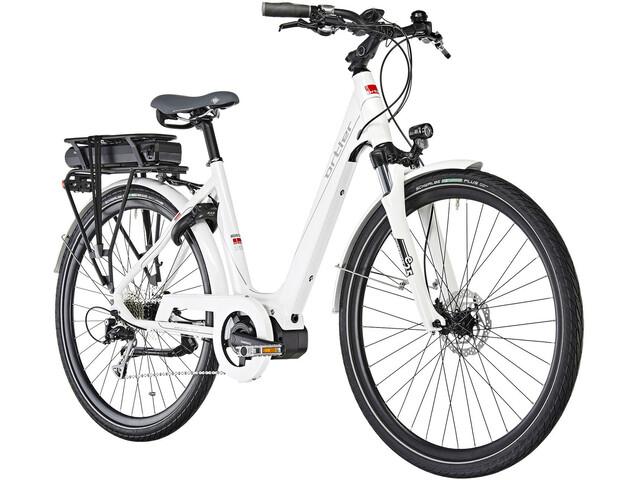 Ortler Montana Eco E-Trekking Bike white